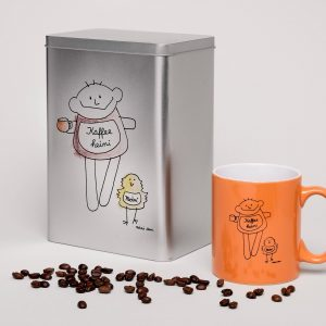 Kaffeeheini Kaffeedose