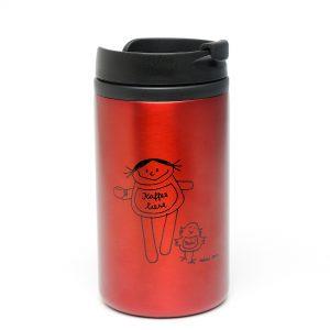 Kaffee Thermobecher