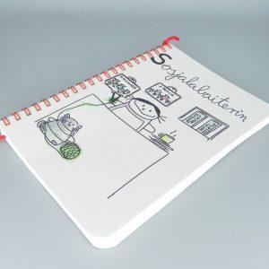 Sozialarbeiterin Kalender 2021