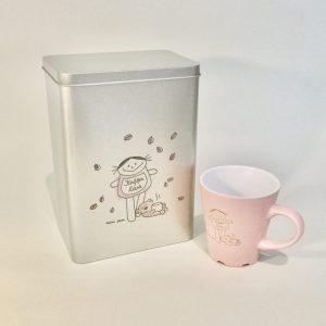 Kaffeeliese Kaffeedose Set