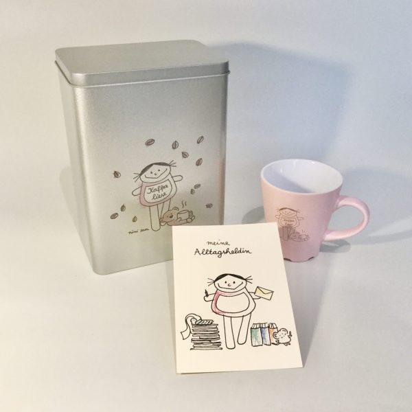 Homeoffice Kaffeeliese Set