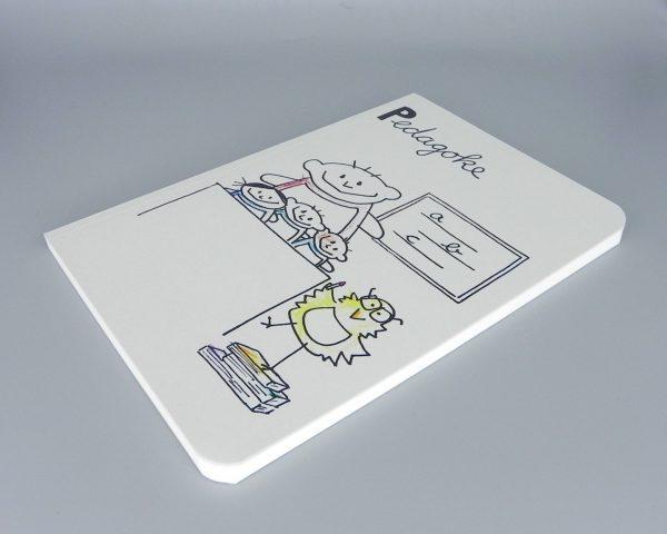 Pädagoge Notizbuch